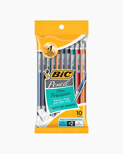 Xtra-Precision Mechanical Pencils (10-Pack)