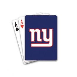 Extra Mile New York Giants Playing Cards