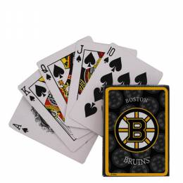 Extra Mile Boston Bruins Playing Cards