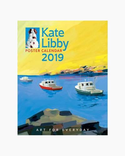 Kate Libby 2019 Calendar