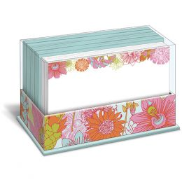 Graphique de France London Floral Box Notes