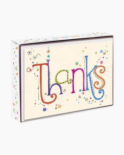 Rhapsody Thanks Thank You Notes