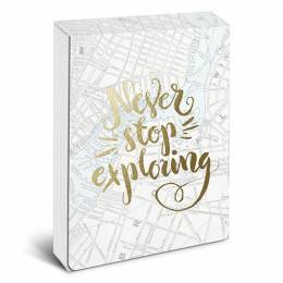 Graphique de France Never Stop Exploring Pocket Notes
