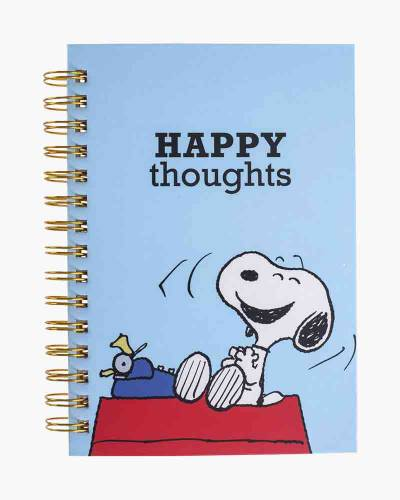 Peanuts Happy Thoughts Hard Bound Journal