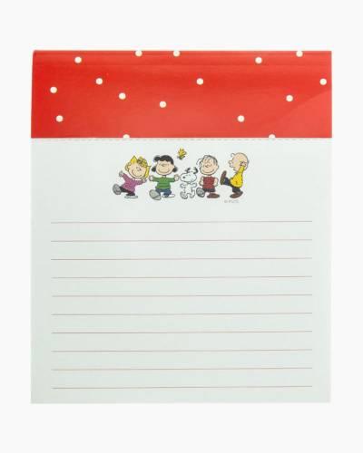 Peanuts Gang Jotter Notepad