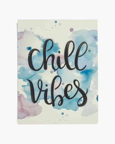 Chill Vibes Pocket Note Pad