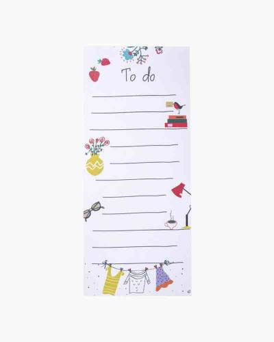 Laundry List Magnetic Notepad