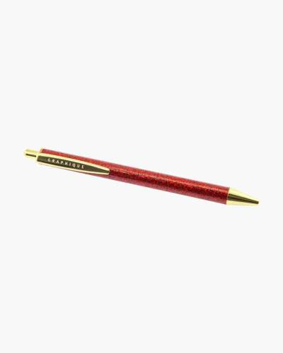 Rudolph Red Fashion Pen