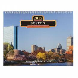 Mahoney Publishing 2015 Scenic Engagement Calendar