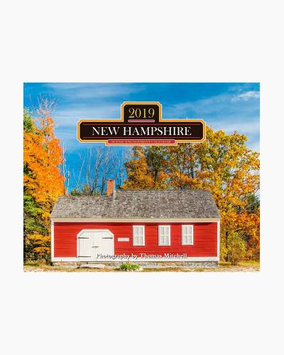 New Hampshire 2019 Calendar
