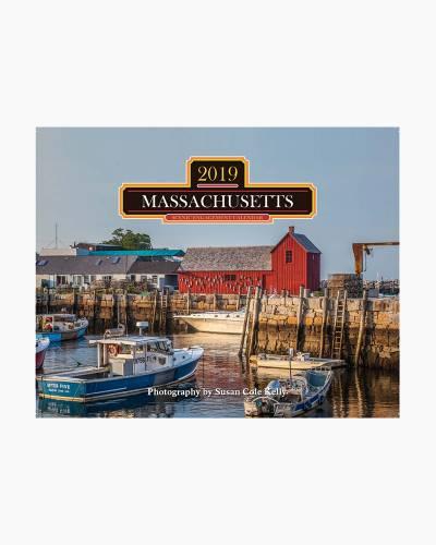 Massachusetts 2019 Calendar