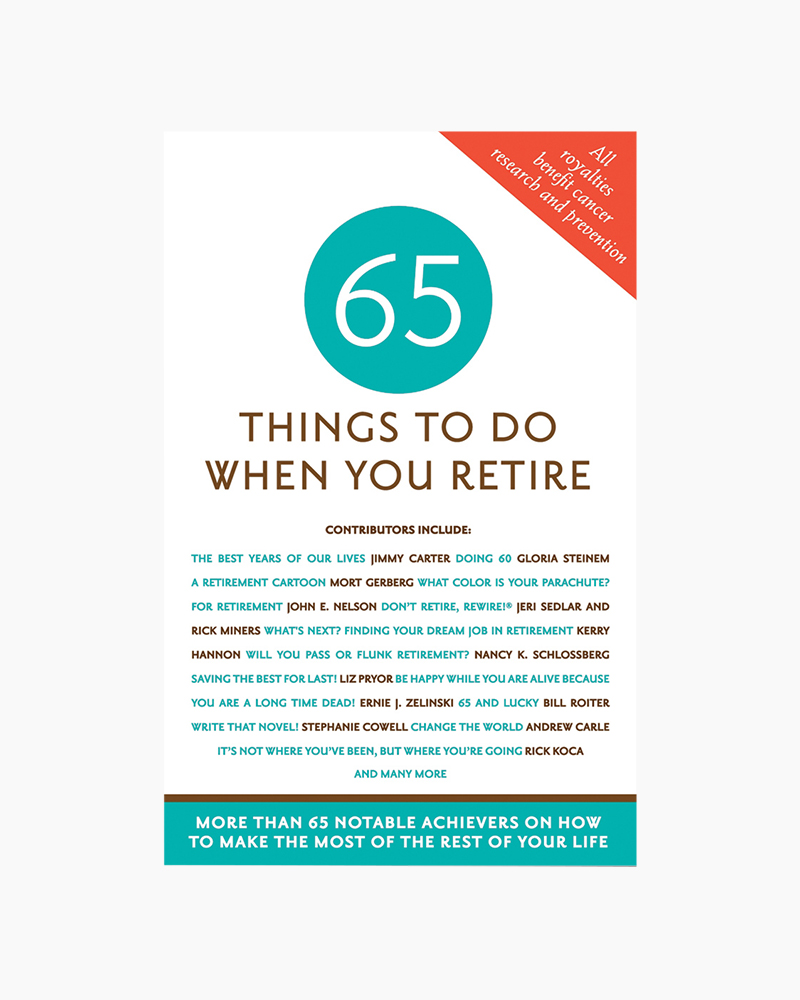 20 Things to Do When You Retire Paperback