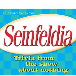 Sellers Publishing Seinfeldia Day-to-Day 2018 Calendar