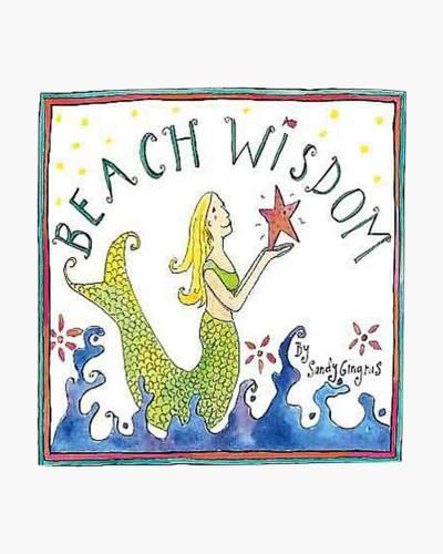 Beach Wisdom Little Gift Book
