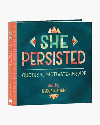 She Persisted (Hardcover)