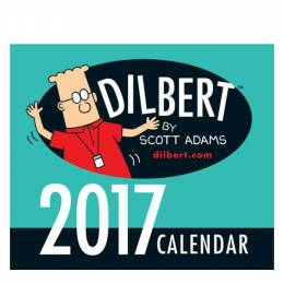 Andrews McMeel Publishing Dilbert 2017 Day-to-Day Calendar