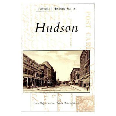 Hudson, MA (Postcard History Series)