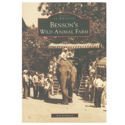 Benson's Wild Animal Farm, New Hampshire (Images of America Series)