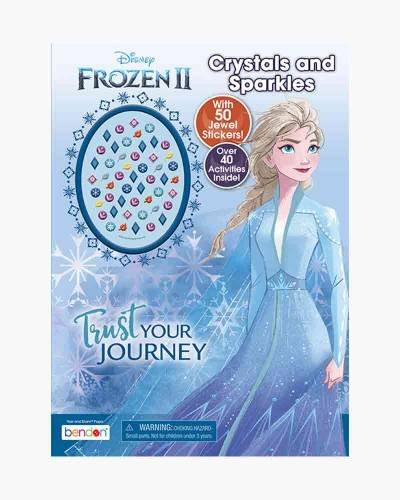 Disney's Frozen Activity Book with Jewel Stickers