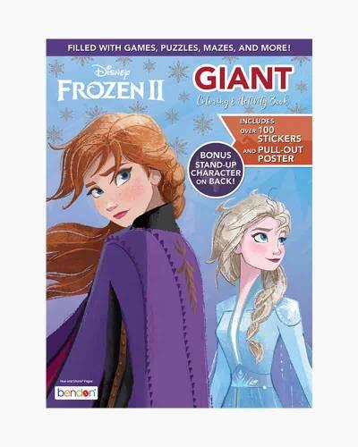 Disney's Frozen Giant Activity Book