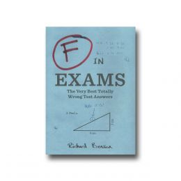 Richard Benson F in Exams