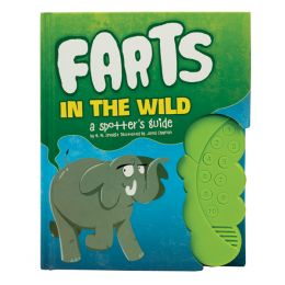 Jared Chapman Farts in the Wild: A Spotter's Guide