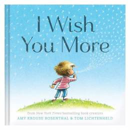 Amy Krouse Rosenthal I Wish You More (Hardcover)