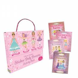 Fiona Watt Sticker Dolly Dressing Activity Pack
