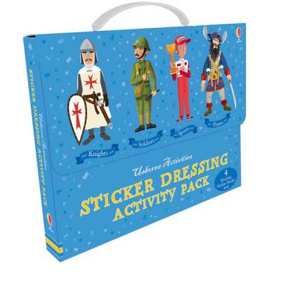 Sticker Dressing Activity Pack