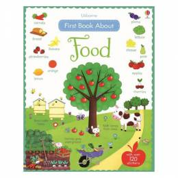 Felicity Brooks My Very First Book About Food (Paperback)