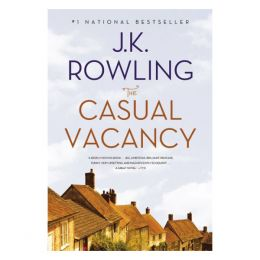 J.K. Rowling The Casual Vacancy (Paperback)