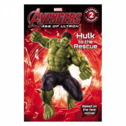 Adam Davis Marvel's Avengers: Age of Ultron: Hulk to the Rescue (Paperback)