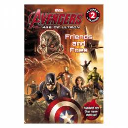 Tomas Palacios Marvel's Avengers: Age of Ultron: Friends and Foes  (Paperback)