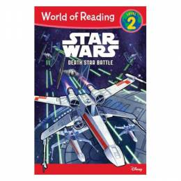 Disney Book Group World of Reading Star Wars Death Star Battle: Level 2 (Paperback)