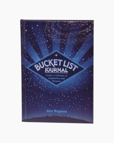 Bucket List Journal: Create a Lifetime of Inspiration and Purpose (Paperback)