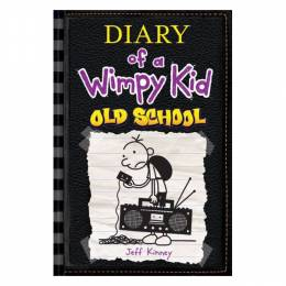 Jeff Kinney Old School (Diary of a Wimpy Kid Series #10) (Hardcover)