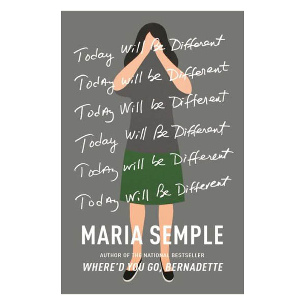 Maria Semple Today Will Be Different (Hardcover)