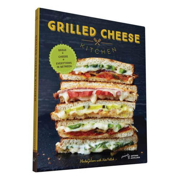 Heidi Gibson Grilled Cheese Kitchen (Hardcover)