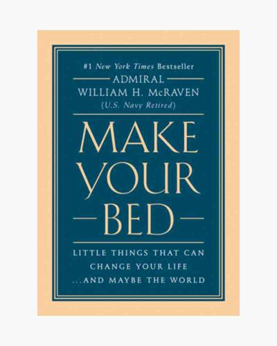 Make Your Bed (Hardcover)