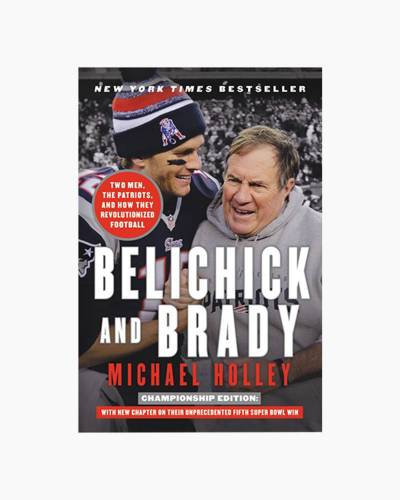 Belichick and Brady (Paperback)