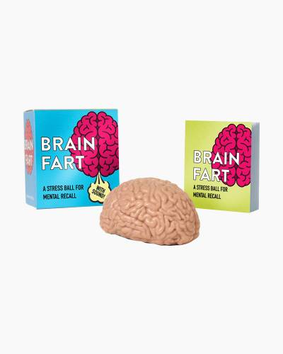 Brain Fart: A Stress Ball for Mental Recall (Paperback)