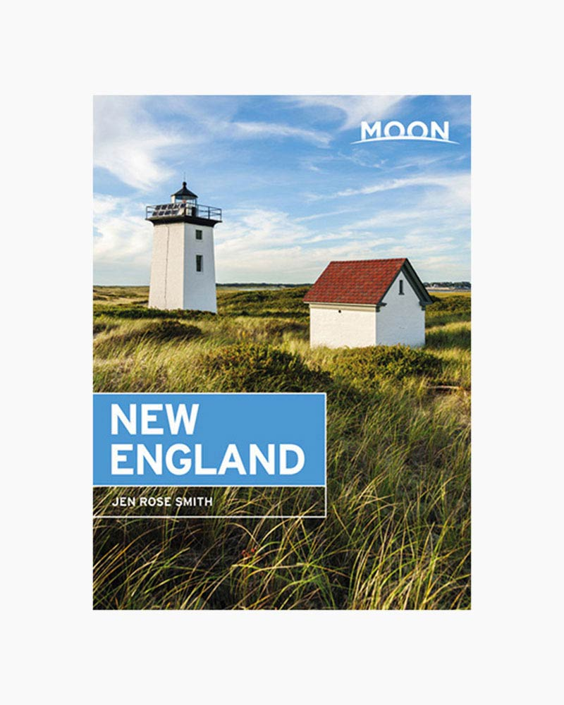 Moon New England Travel Guide (Paperback)