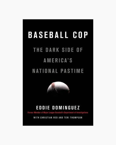 Baseball Cop (Hardcover)