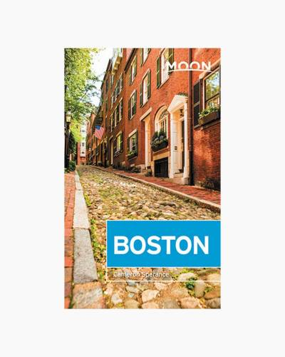 Moon Boston Travel Guide (Paperback)