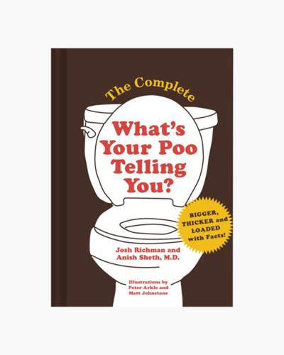 The Complete What's Your Poo Telling You (Hardcover)