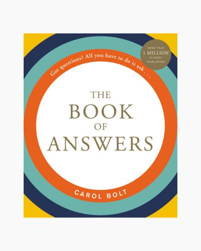 The Book of Answers (Hardcover)