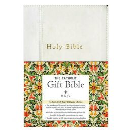 Harper Bibles Catholic Gift Bible (Hardcover)