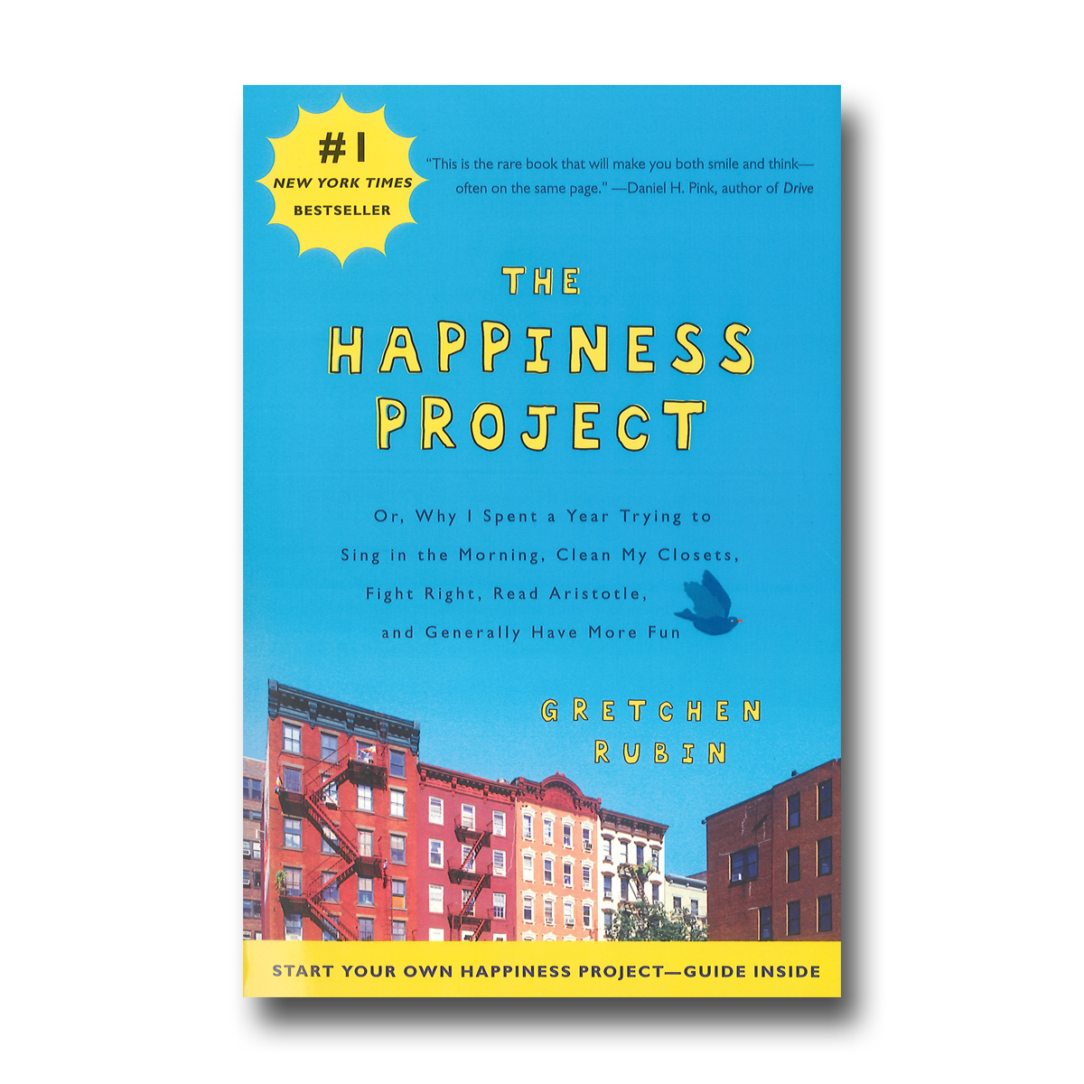 the happiness project gretchen rubin In the spirit of her blockbuster number-one new york times best-seller the happiness project, gretchen rubin embarks on a new project to make home a happier place.