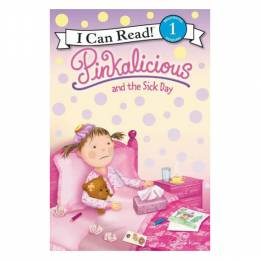 Victoria Kann Pinkalicious and the Sick Day (I Can Read Book 1 Series) (Paperback)