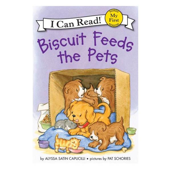 Alyssa Satin Capucilli,Pat Schories Biscuit Feeds the Pets ...